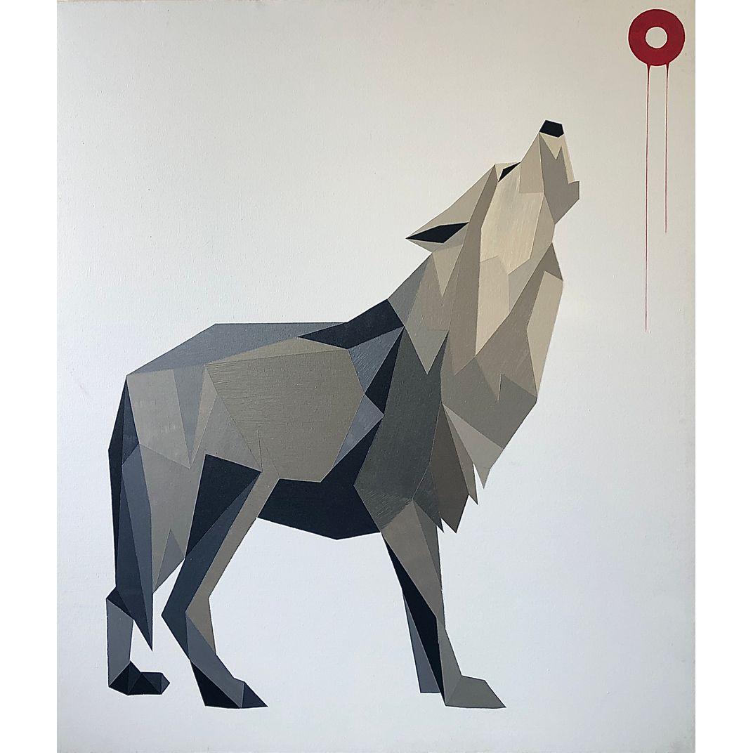 Grey Wolf by Abdullah Khan