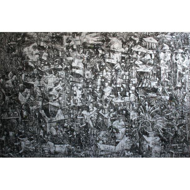 Evolution (Head To Machine) by Januri