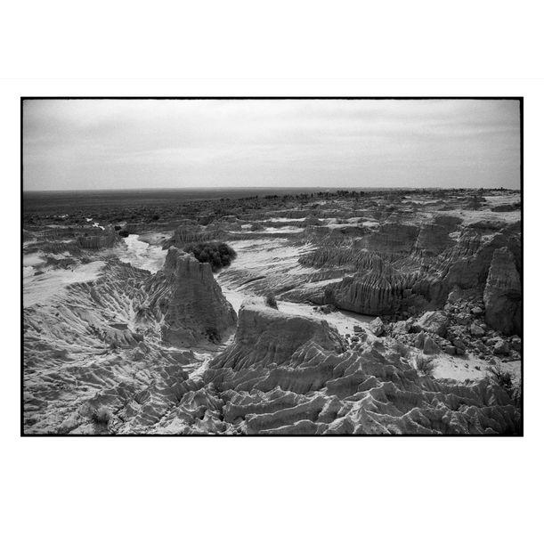 Mungo National Park #4 by Damian Seagar