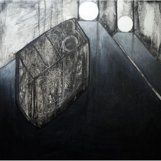 Subconscious space by Simi Gatenio