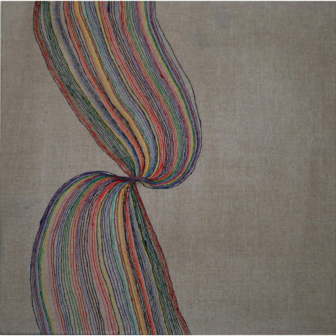 Tie by Saranya Chaikulngamdee
