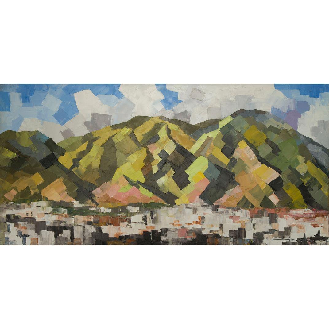 Avila desde Valle Arriba by Carlos J Tirado