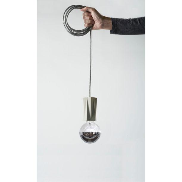 Geometry Pendant Light by Aureole Design
