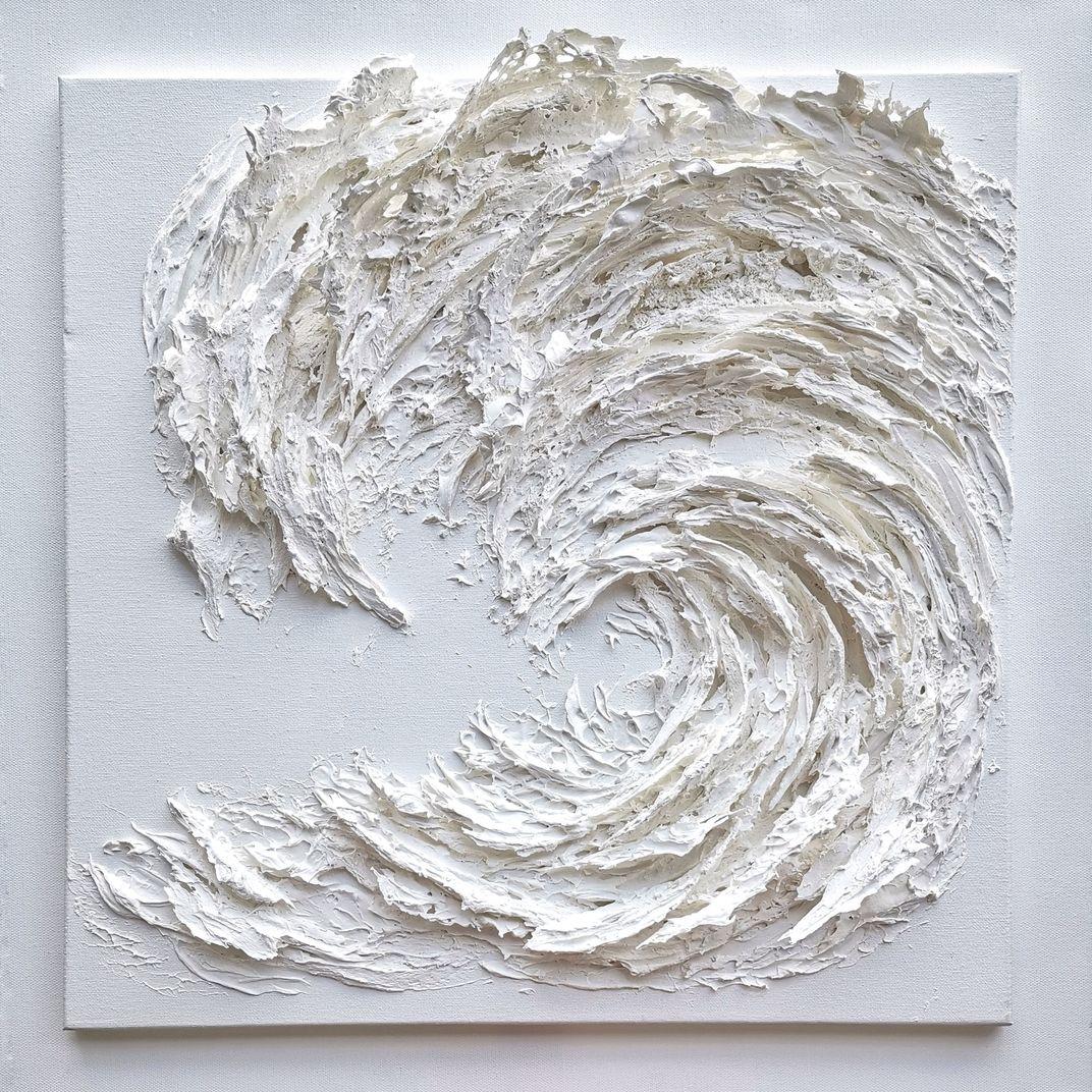 Dancing Water No.1 by Jessie Siu