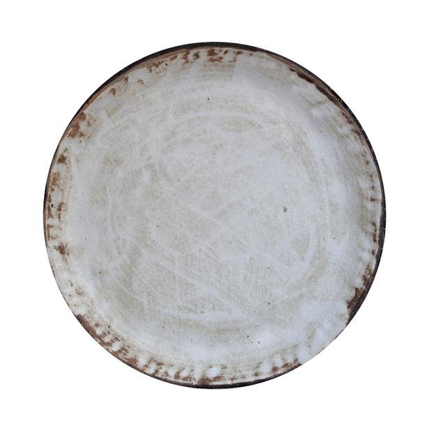 Large plate Alpha by Elea Lelimouzin