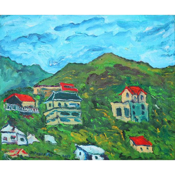 Colinas en Busay by Jose Mari Picornell