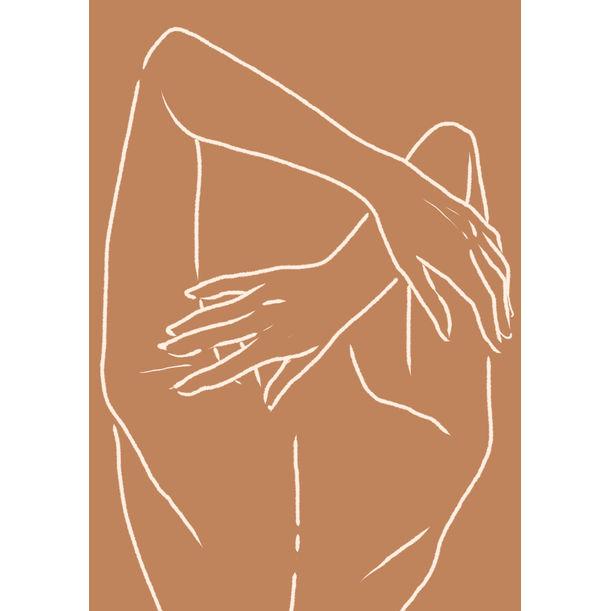 Lines by Sandee Usanachitt