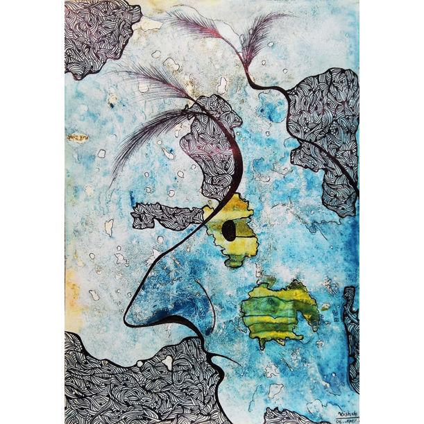 That's How I Miss Him 2 by Visheh Khatami Moghaddam