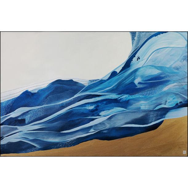 Dive To Blue by Novi Lim