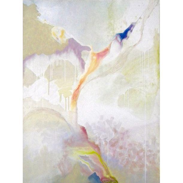 untitled (metal clouds-3) by Tarini Ahuja