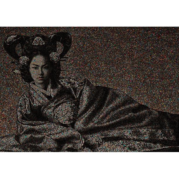 Joseon Dynasty Royal family series, Empress #7 by Chong-Il Woo