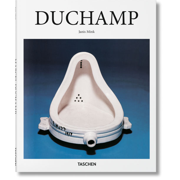 Duchamp by Janis Mink