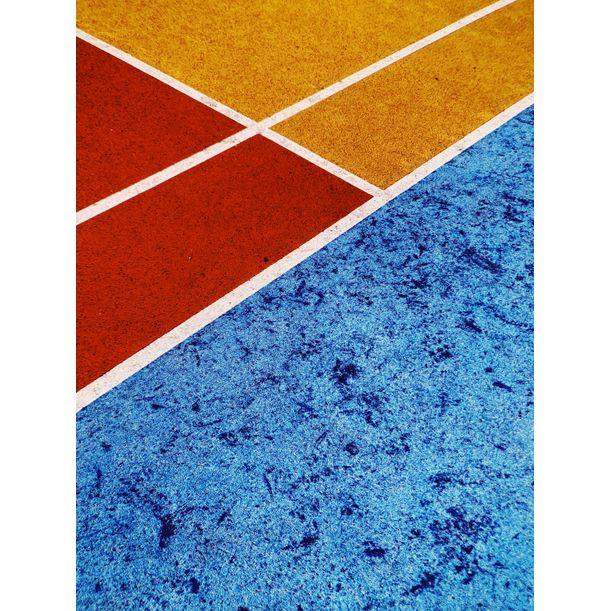 Colors & Line - 2 by Lau King