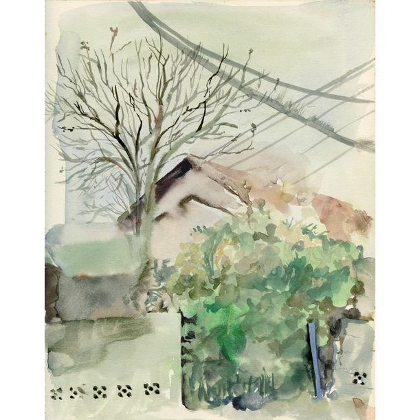 Near my house  Mitaka(abandoned house) by Satoshi Date