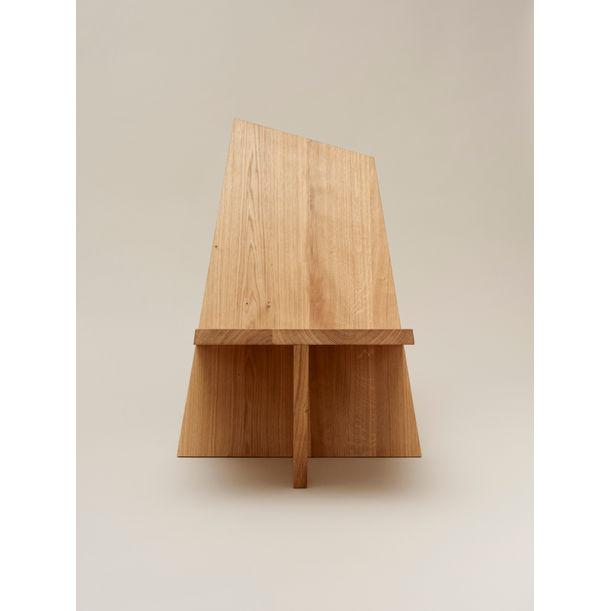 Crooked Lounge Chair by Nazara Lazaro