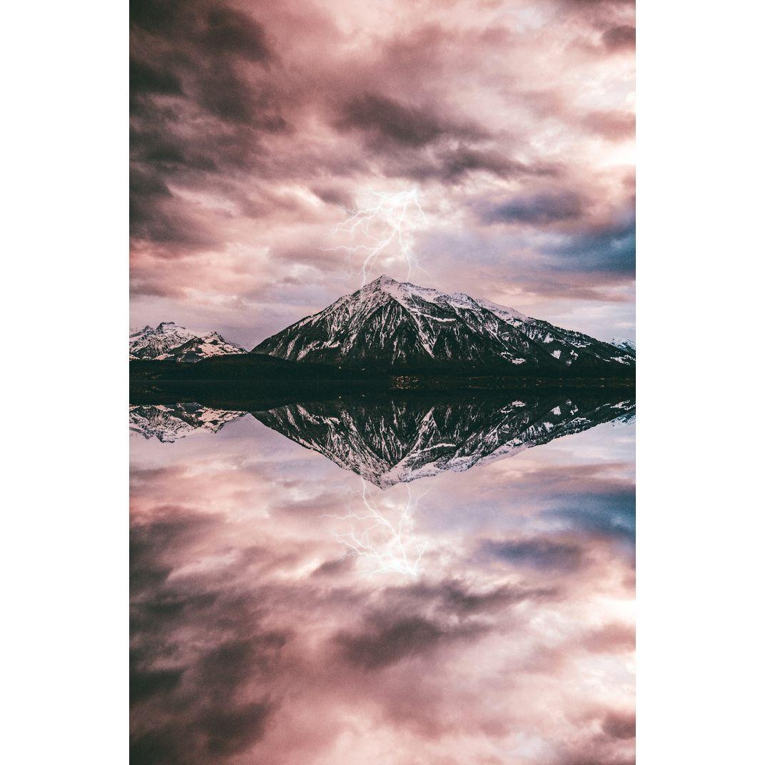 Thundering Reflection by Boya Li