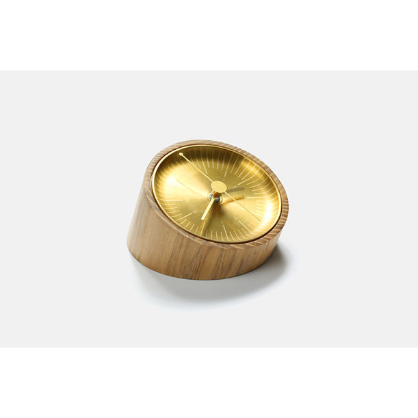 TIMELESS SERIES - Clock (Ash Wood) by EY-PRODUCTS