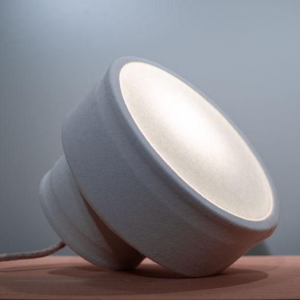 Felto table lamp / white by Studio Lampent