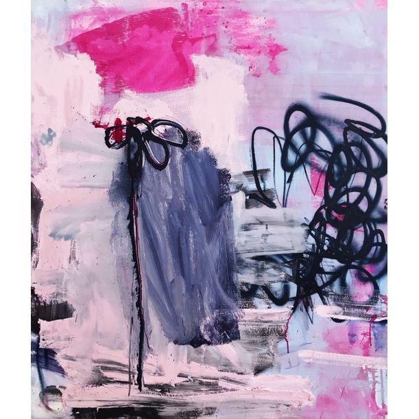 Still not really into flowers by Manuela Karin Knaut