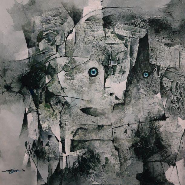 Face #2 by Mario Viani