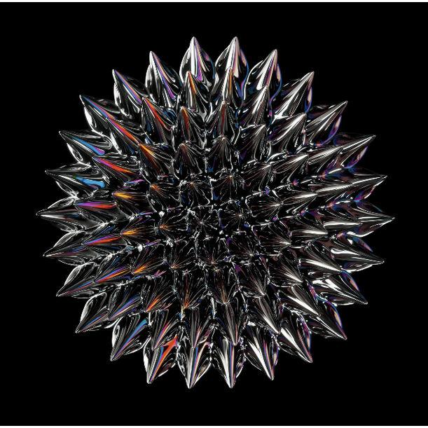 Magnetic Radiation 02 by Seb Janiak