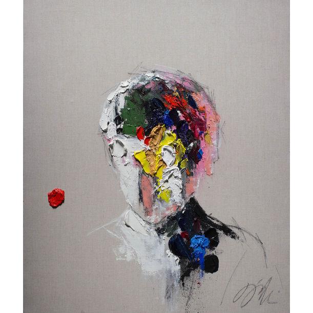 UNTITLED Portrait work by Tomoya
