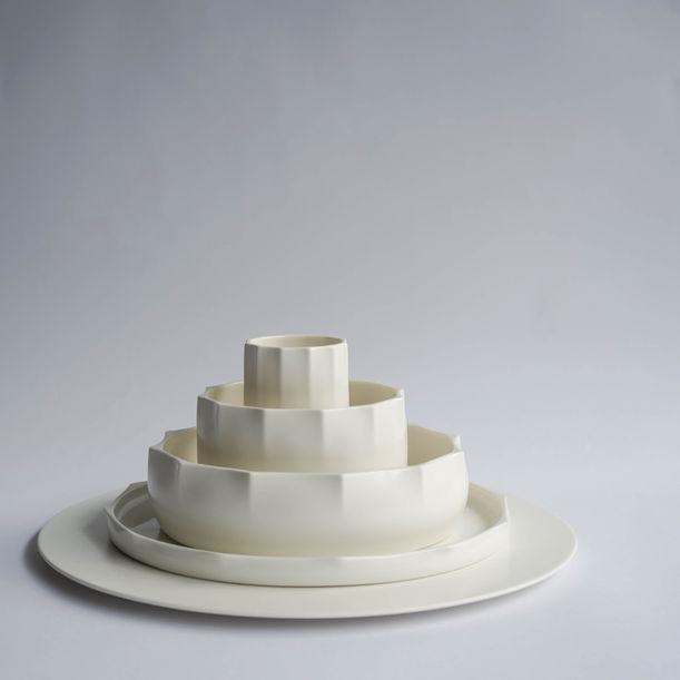 Blossom Show Plate Set by wohabeing x Luzerne
