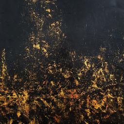 GOLD DUST by Hazel Wu