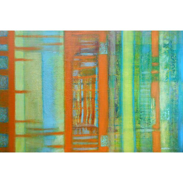 abstract asia by Nartana Thomas Holzweiler