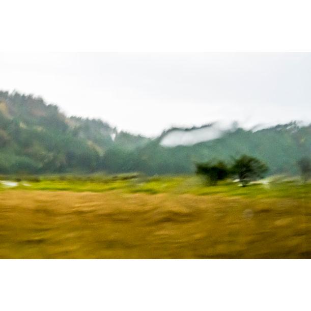 Sense of Rain 12 by Yasuo Kiyonaga