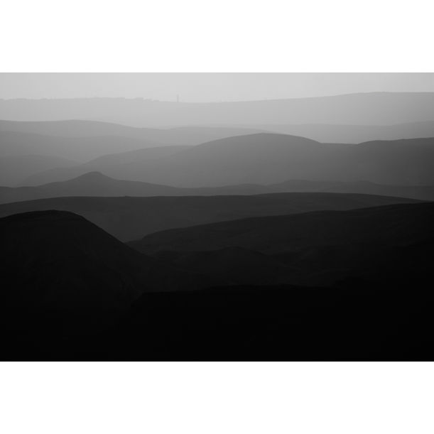 Mountains of the Judean Desert 9 by Tal Paz-Fridman