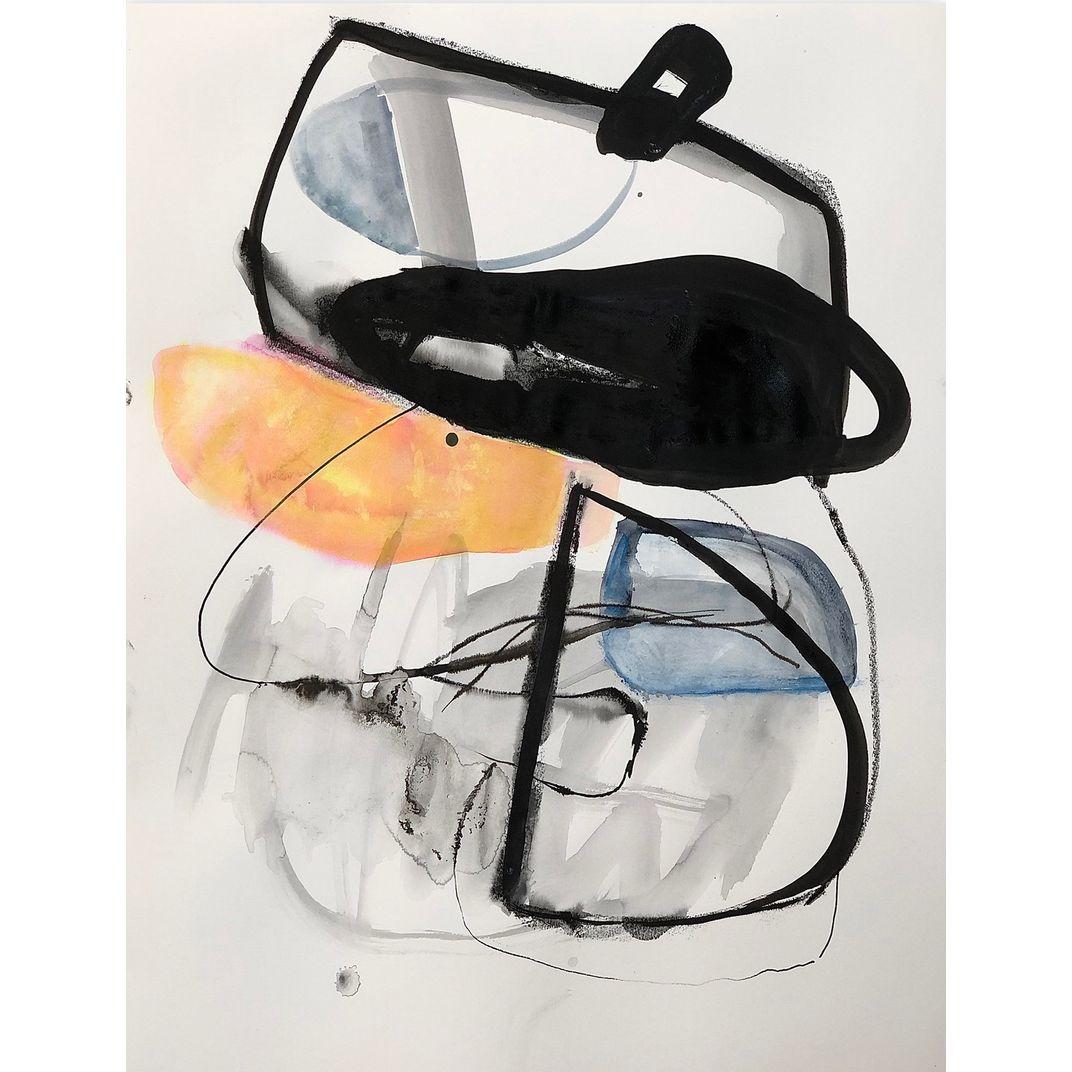 Untitled Quarantine #1 by Irene Nelson