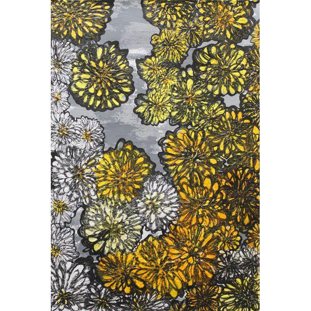 Chrysanthemums VI by Fuen Chin