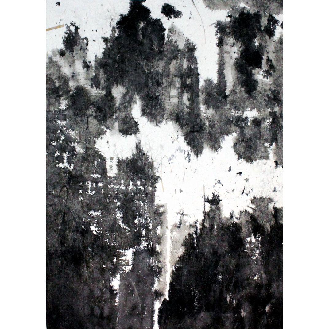 墨语 5 by Li Jian Gang