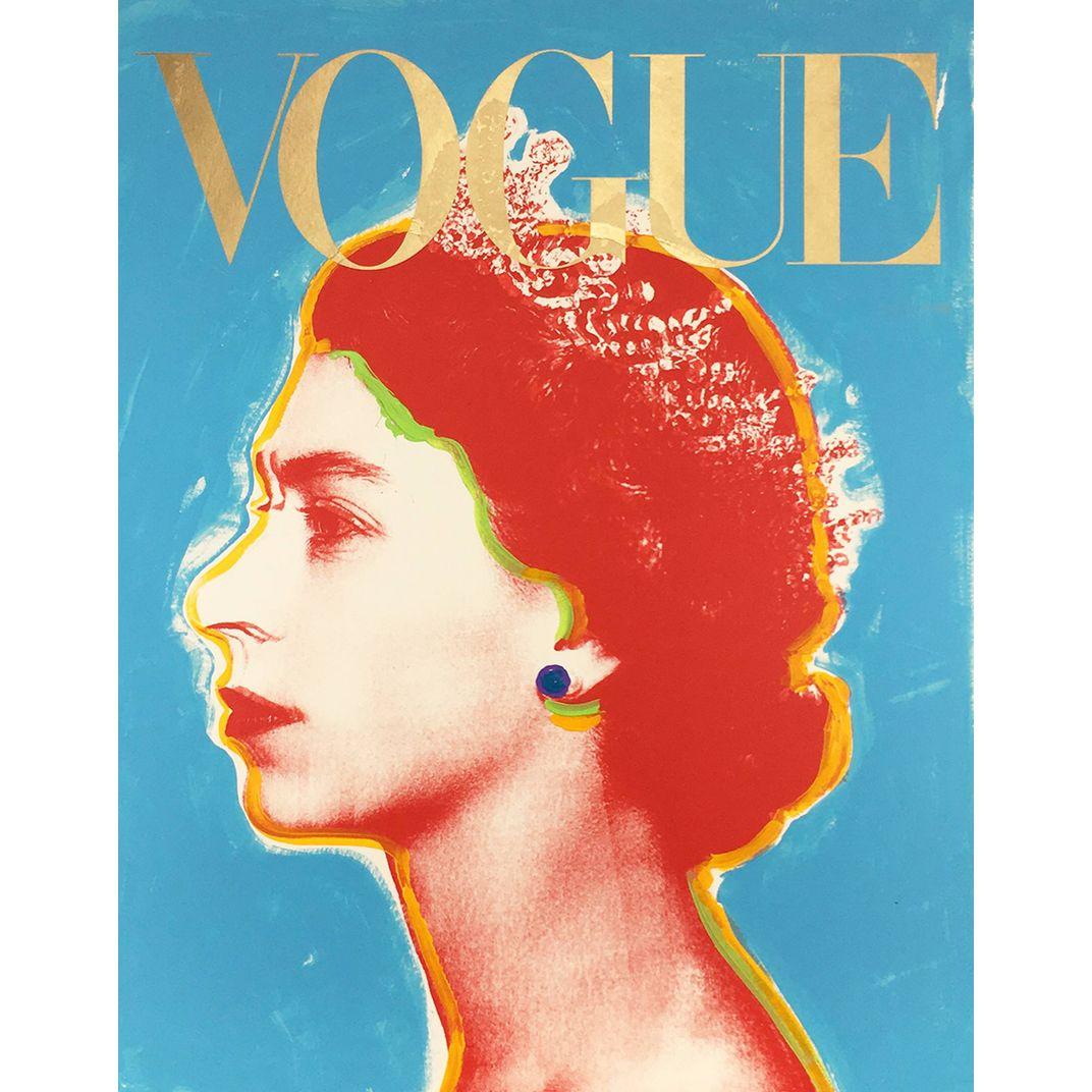 Queen Elizabeth by Dane Shue