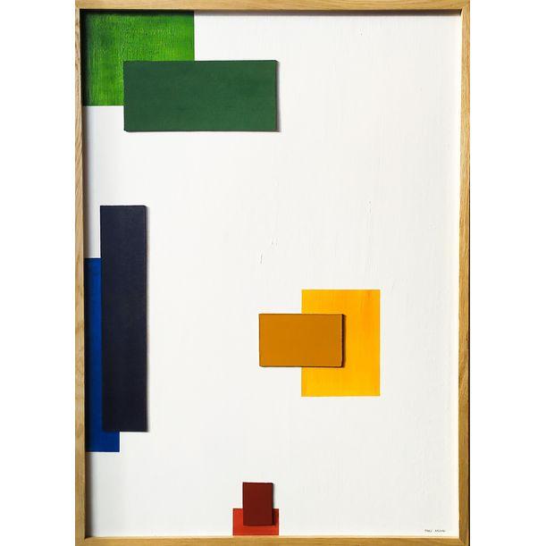 Elements Combinés n°11 by Marie Amédro