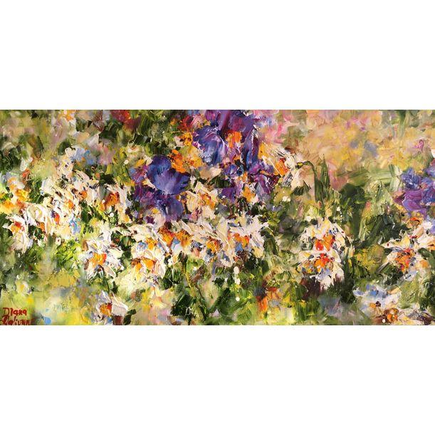Le printemps fleurit by Diana Malivani