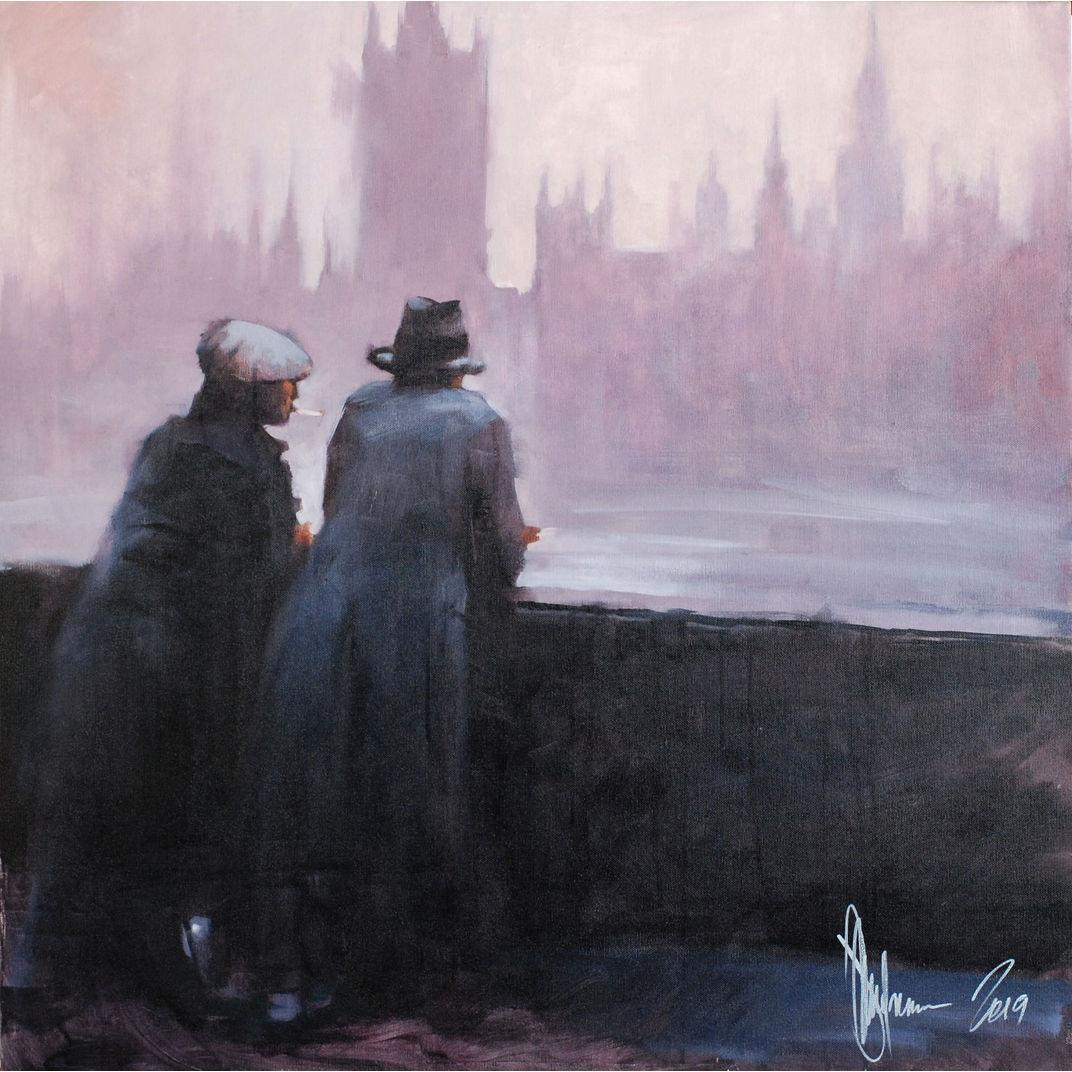 Winter.London. by Igor Shulman