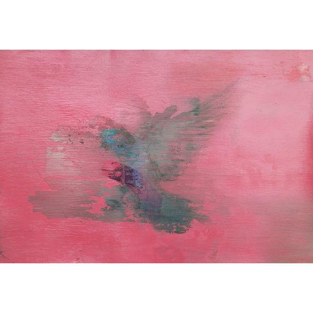 Bird 3 by Miloš Hronec