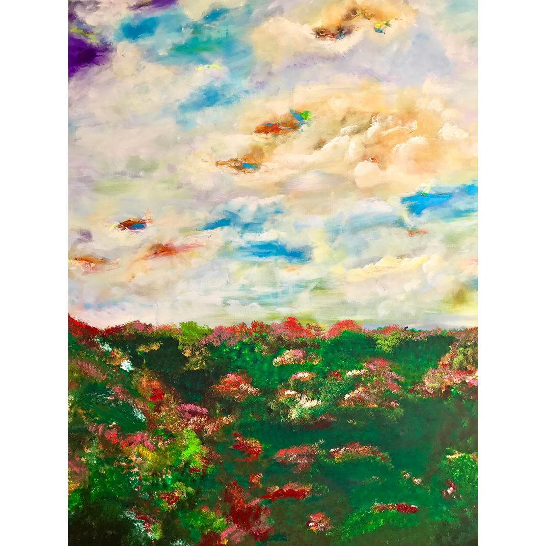 Skyscape Spring 1 by Kelvin Low