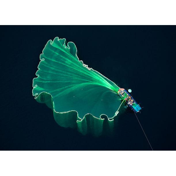 Fishing Net by Trung Pham Huy