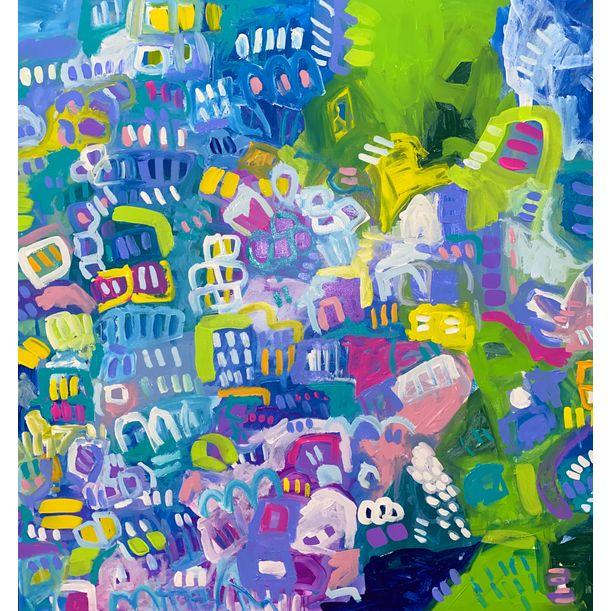 Hopscotch by Samantha Redfern