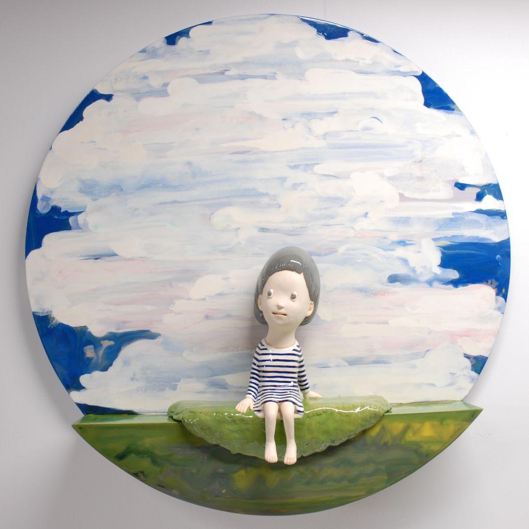 Clouds and Me by Yasuhito Kawasaki