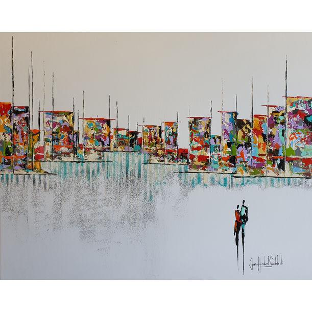 COMME AVANT by Jean-Humbert Savoldelli