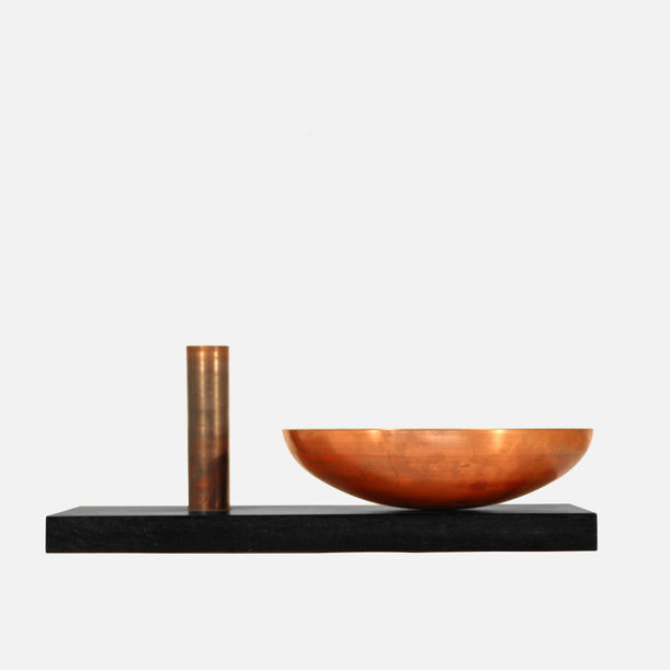 """Utopia"" Fruitbowl and Vase by Atelier BAM Design"
