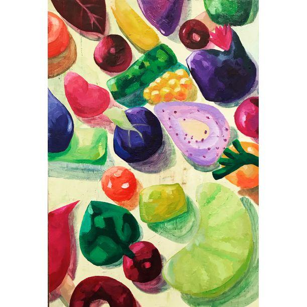 Fruits & Veggies are Good for You by Lis Tamara