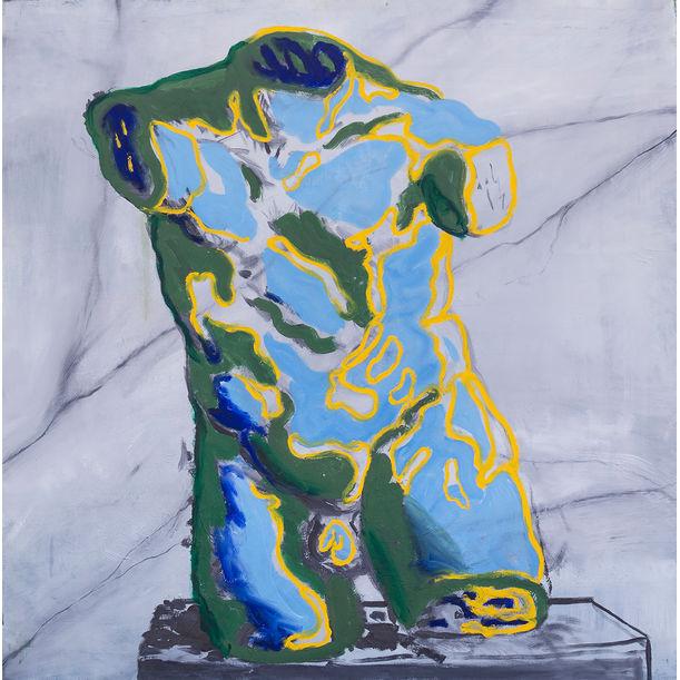 On marble II. by Endre Kecső