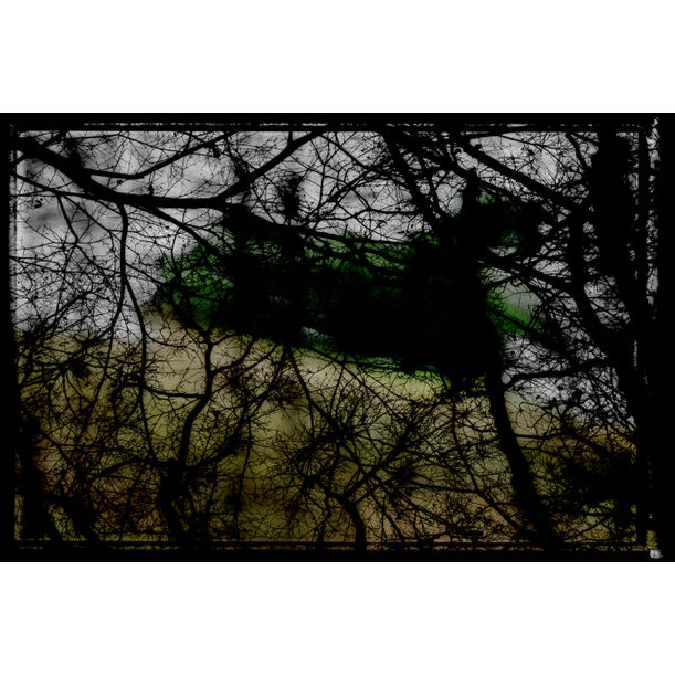 Sense of Rain 15 by Yasuo Kiyonaga