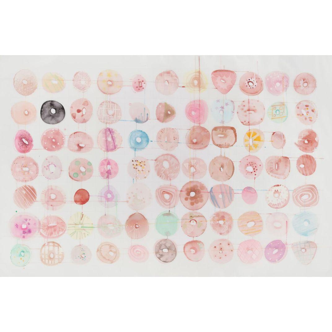 Donut by Wang Xiaoluo