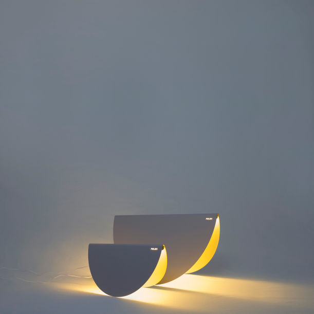 Rocking Light - White by FOLDS